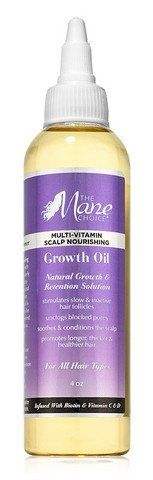 The Mane Choice - Multi-Vitamin Scalp Nourishing Growth Oil