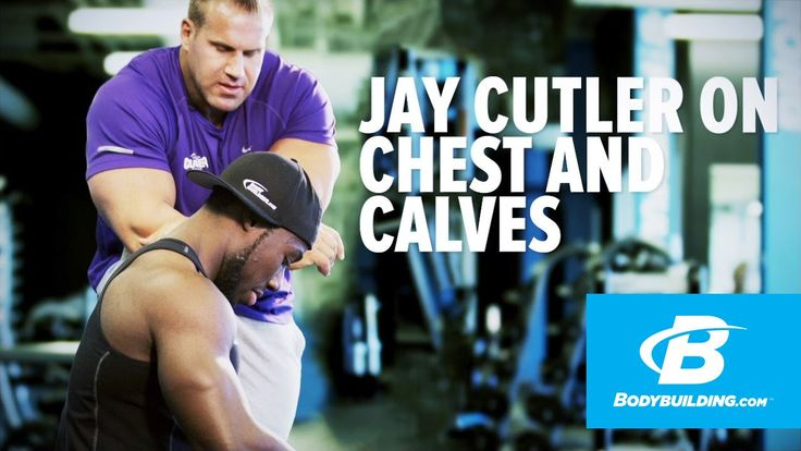 Jay Cutler Workout: How Jay Cutler Trains Chest And Calves - Bodybuildin...
