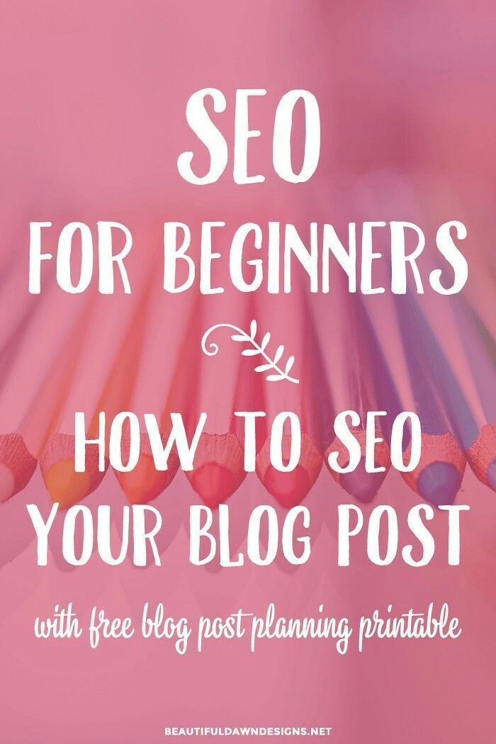 SEO for Beginner bloggers. Learn how to SEO your post to explode your traffic.