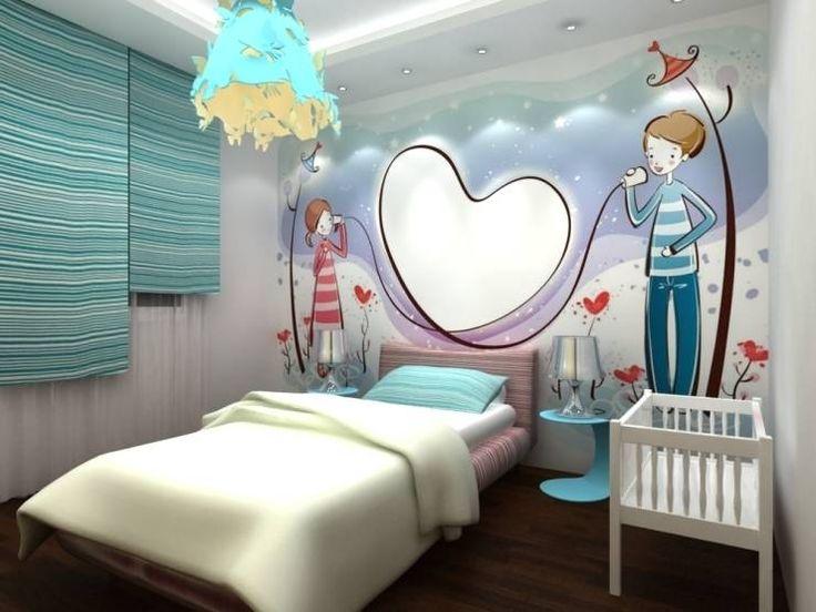 chambre à coucher pour petit: Chambre d'enfant de style Moderne par michel bandaly