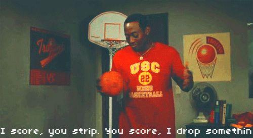 omar epps love and basketball -
