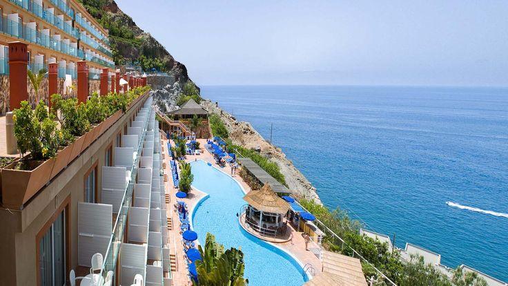 Mogan Princess & Beach Club Resort **** - #princesshotels #canarias #resort #gran #canaria #family #kids #all #inclusive #valle #taurito #terrace #pool #views