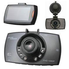 """C$ 14.14 Pas cher HD 720 P 2.7 pouce LCD Voiture Caméra Night Vision carG Capteur DVR avec Supplément Lampe, Acheter  Voiture Dvr de qualité directement des fournisseurs de Chine:New Hot 2.4""""   Car dvr car camera recorder dash cam Camera Video Recorder car-styling Dash Cam G-Sensor Car-detectorUSD"""
