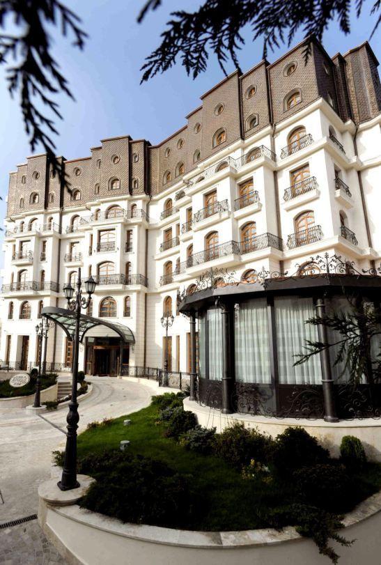 #Epoque Hotel, supporter of Dynamic Fields conference in #Bucharest, guest speaker: Patrik Schumacher, director Zaha Hadid Architects