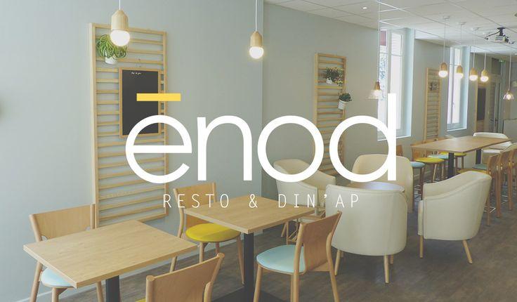Enod est un nouveau concept d'apéro dinatoire, made in Rennes.