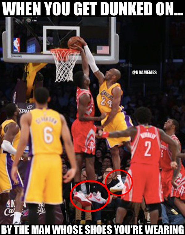 RT @NBAMemes: Kobe Bryant teaching these youngsters a lesson. - http://nbafunnymeme.com/nba-funny-memes/rt-nbamemes-kobe-bryant%e2%80%8b-teaching-these-youngsters-a-lesson