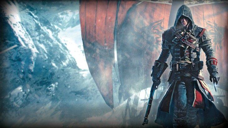 Shay Patrick Cormac HD Wallpaper Assassins Creed Rogue ...