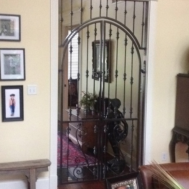 18 best Gates images on Pinterest | Pet gate, Baby gates and Dog gates