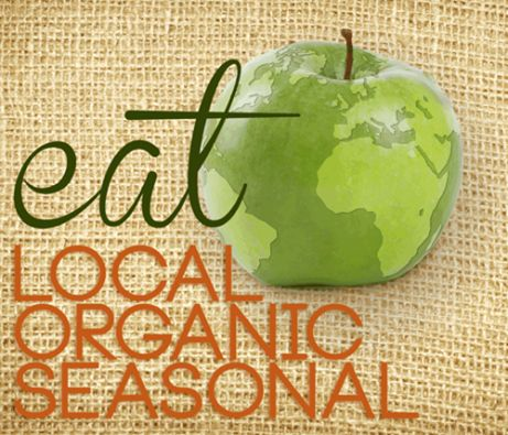 how to eat organically and healthy
