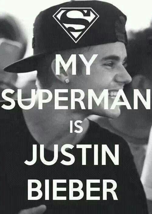 My superman ... more like Batman - better