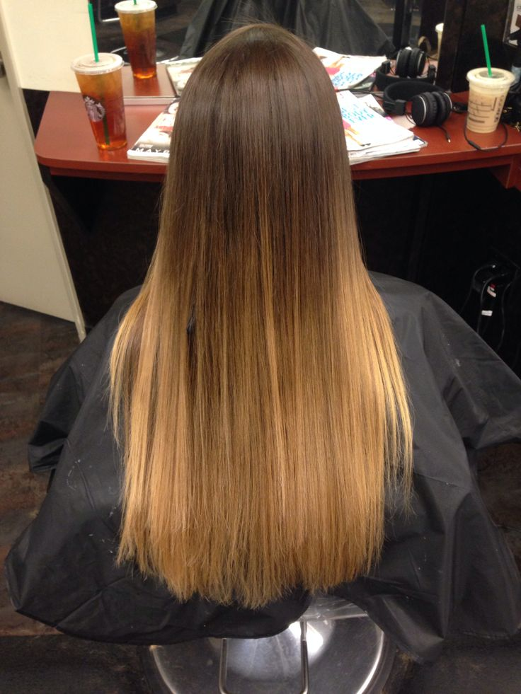 Ombre. Perfect ombré. Color melt. Blonde. Brunette. Hair. Hairstyle. Summer hair. Honey. Caramel. Chocolate.