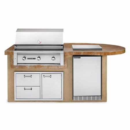 Image Result For Outdoor Kitchen Island