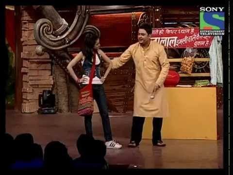 Kapil sharma sumona naughty humor comedy circus comedy with kapil sharma episode 2 kahani comedy circus ki publicscrutiny Gallery