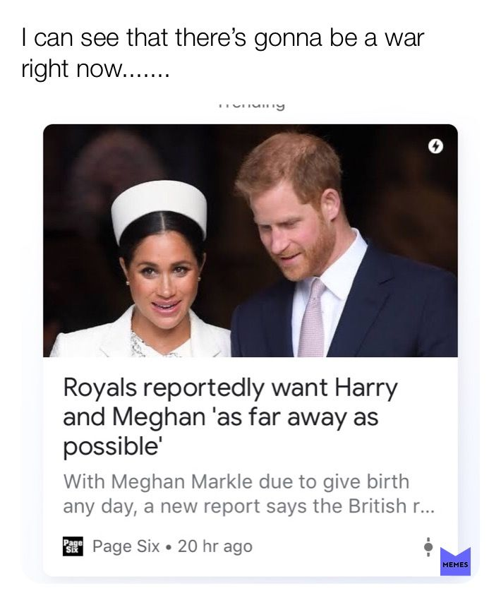 Pin By Lindsey Nicole On Memes Memes Harry And Meghan Markle