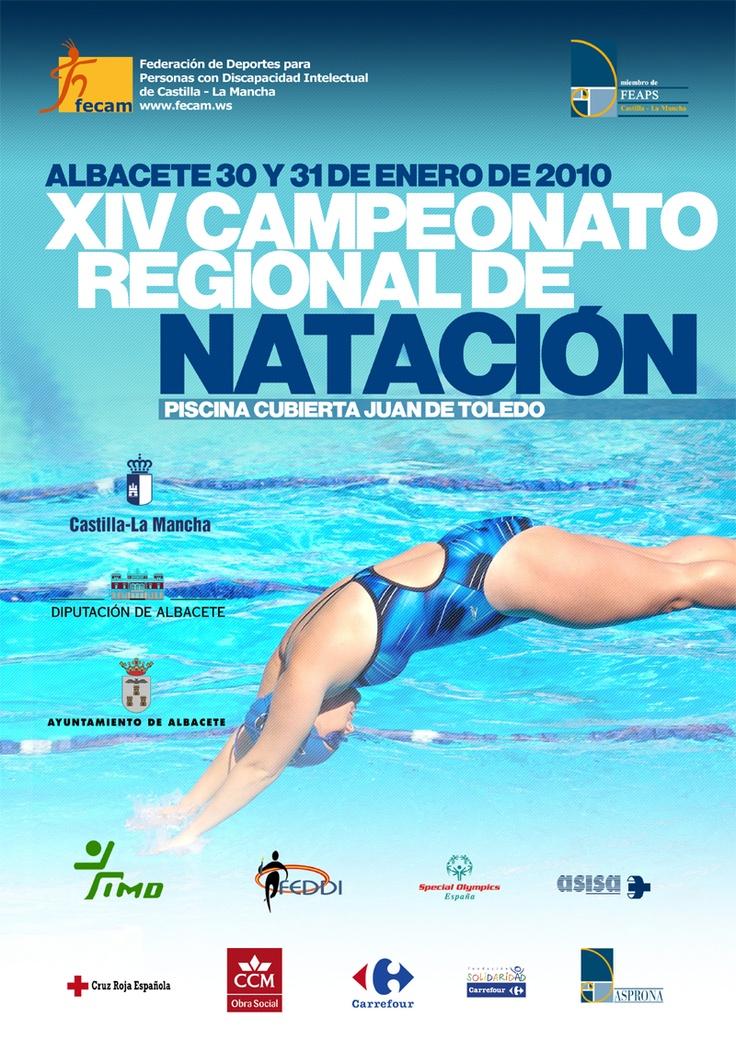Campeonato de Natación FECAM (2010)