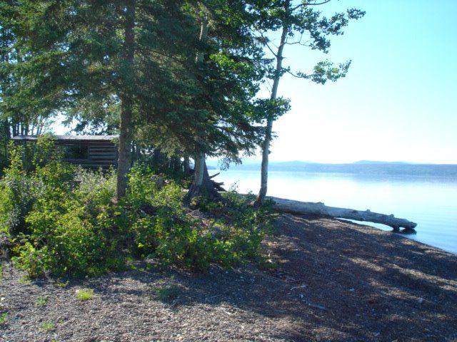 Francois Lake Murray point, BC