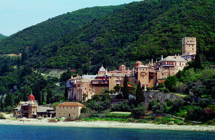 Mount Athos (Agion Oros) - Greece