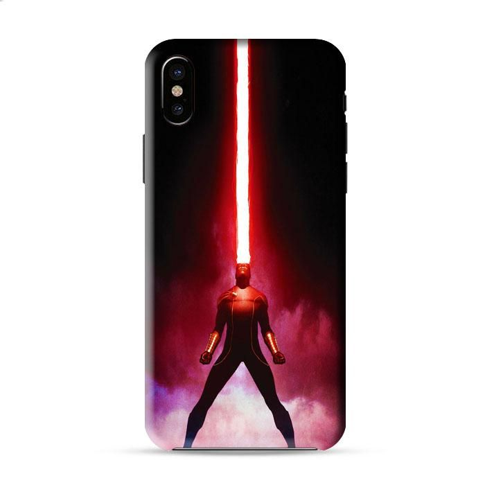 Marvel Cyclops Rage Iphone X 3D Case Caseperson