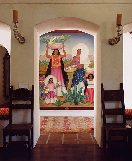 1221 Best Mexican Interior Design Ideas Images On Pinterest Mexican Style Haciendas And