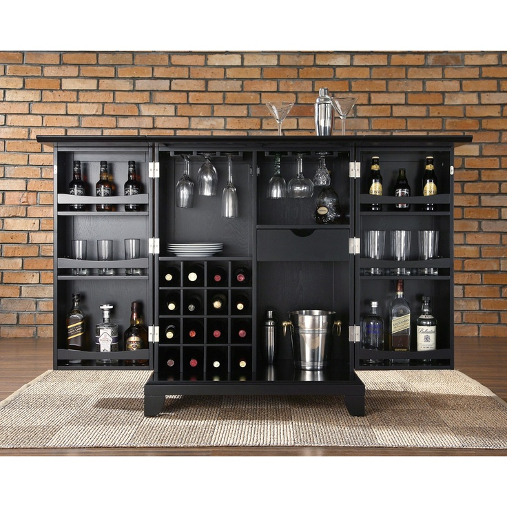 17 Best Images About Home Bar Storage On Pinterest Bar
