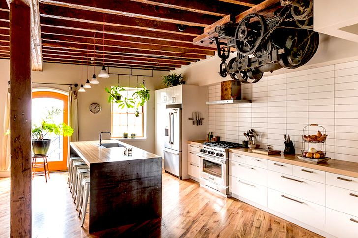 Old pickle factory is converted into beautiful near net-zero energy home | Inhabitat - Sustainable Design Innovation, Eco Architecture, Green Building