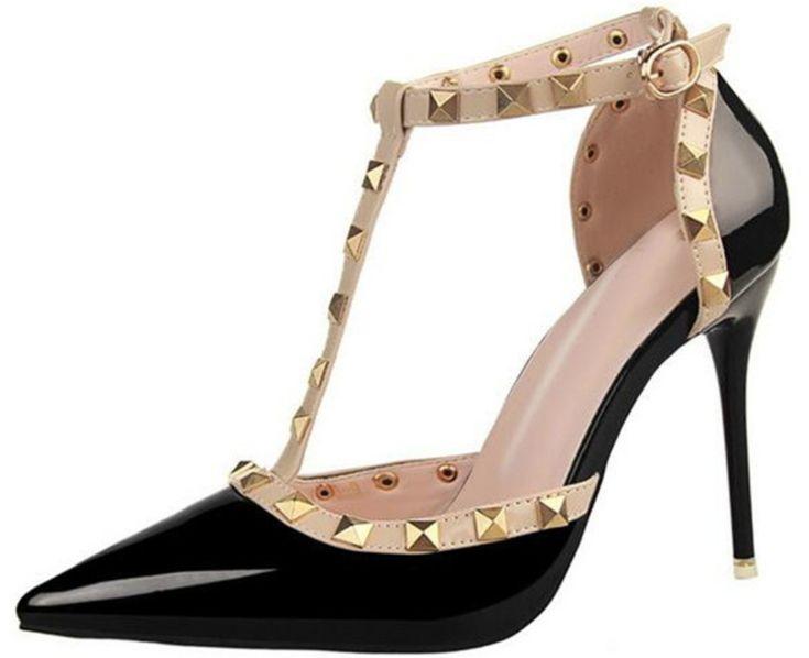 Ladies Fashion HOT High Heels Pumps