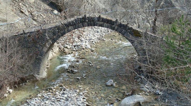 Bridge Vergou/ Γεφύρι Βέργου