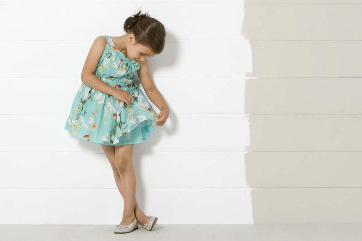 Pili Carrera primavera-verano 2015. Moda infantil. Fashion kids