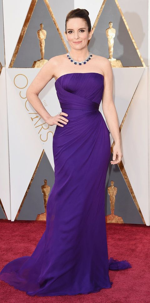 See all the celebrities in their designer duds on this year's Oscars red carpet.