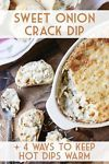 I love all kinds of dips--hot dips, cold dips, veggie dips, spicy dips, cheesy dips. In fact, instead of your traditional holiday dinner, I'd be totally happy with an assortment of hot and cold dips, especially...