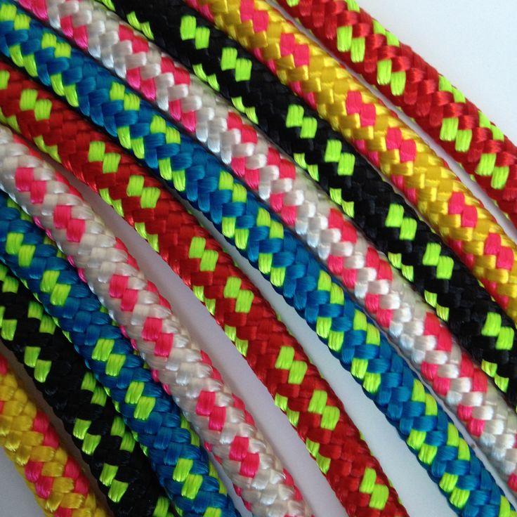 #ropes #ropesplicing #splicing #eyesplice #ropework #rigging #dyneema #ropes #ropeonline #sailing #vela #segeln #matelotage