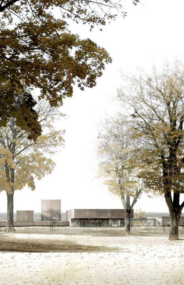 Pierre Soulages Museum / RCR Architects