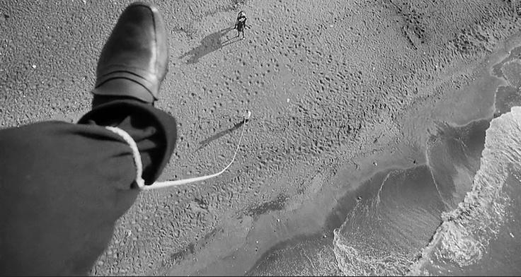 "8 1/2, Federico Fellini -1963 ""oniric sensation"""