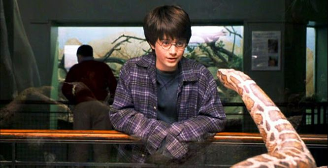 Taking a self-guided Harry Potter tour of London