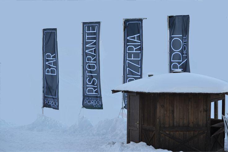 Chiosco Skiroom HotelPordoi