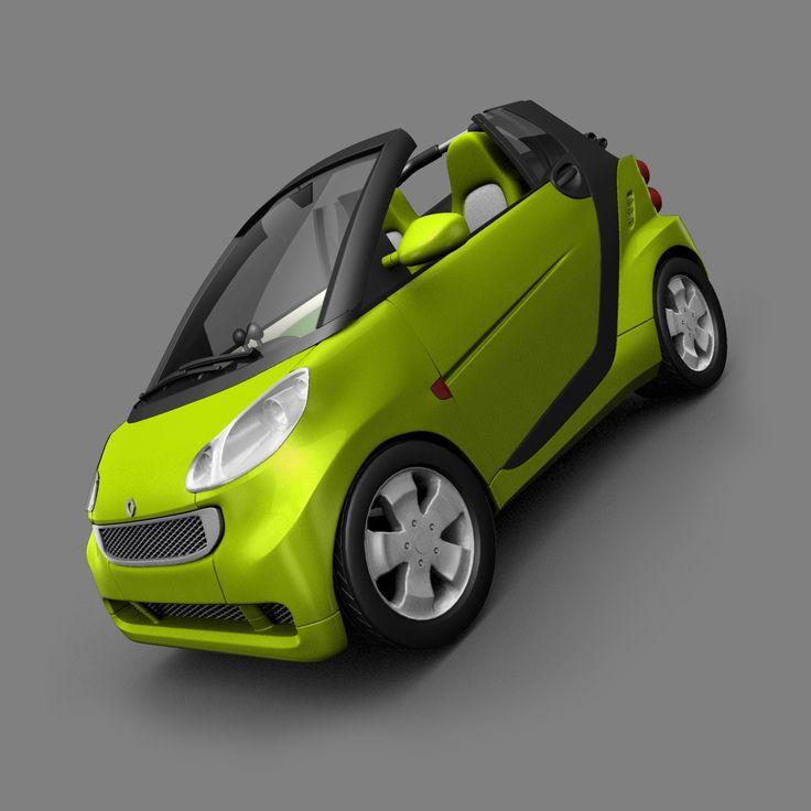 Smart Forfour 2006 3d Model: 25+ Best Smart Fortwo Ideas On Pinterest