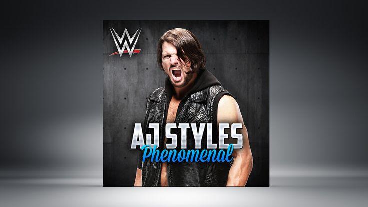 Get AJ Styles' theme