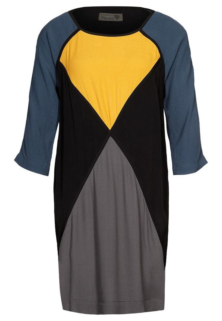 Nümph - PI - Vestido camisero - multicolor