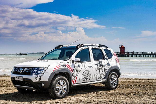 Dacia Duster Strongman: per chi la vuole appariscente