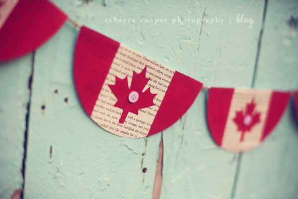 For Canada Day!