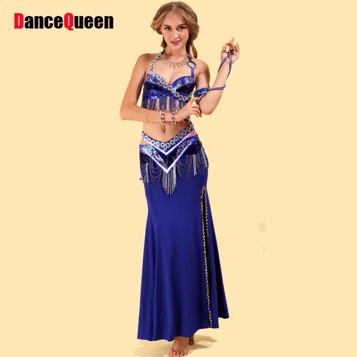 ==> [Free Shipping] Buy Best 2017 Belly Dance Costume Set Bra&Skirt&Belt Indian Dance Costumes 5 Colors Ropa De Danza Del Vientre Bollywood Costume DQ11119 Online with LOWEST Price | 32368070603