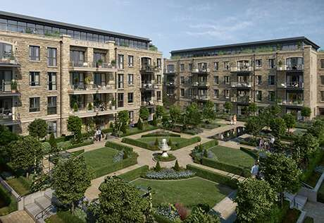 Chiswick Gate, by Berkeley Homes (West London)