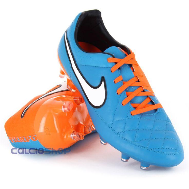 Nike Tiempo Legacy Scarpe da calcio uomo, Blau (NEO TURQ/WHITE-HYPR CRMSN-BLK 418)