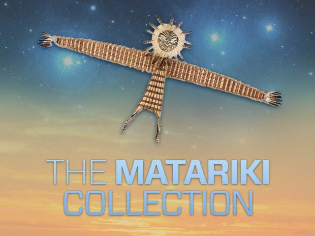 The Matariki Collection - Celebrate iconic Māori television, film and music with this collection, in time for Māori New Year. Watch everything from haka to hip hop, Billy T to the birth of Māori Television. Twobackgroundersby former TVNZ Head of Māori Programming Whai Ngata (Koha, Marae) look at Matariki, and the history of Māori programming on New Zealand television.