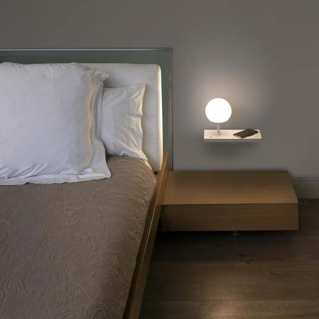 Wall Light Led Niko 6 6w I Faro Barcelona Wonderlamp Shop Wall Lights Adjustable Lighting Bedroom Deco