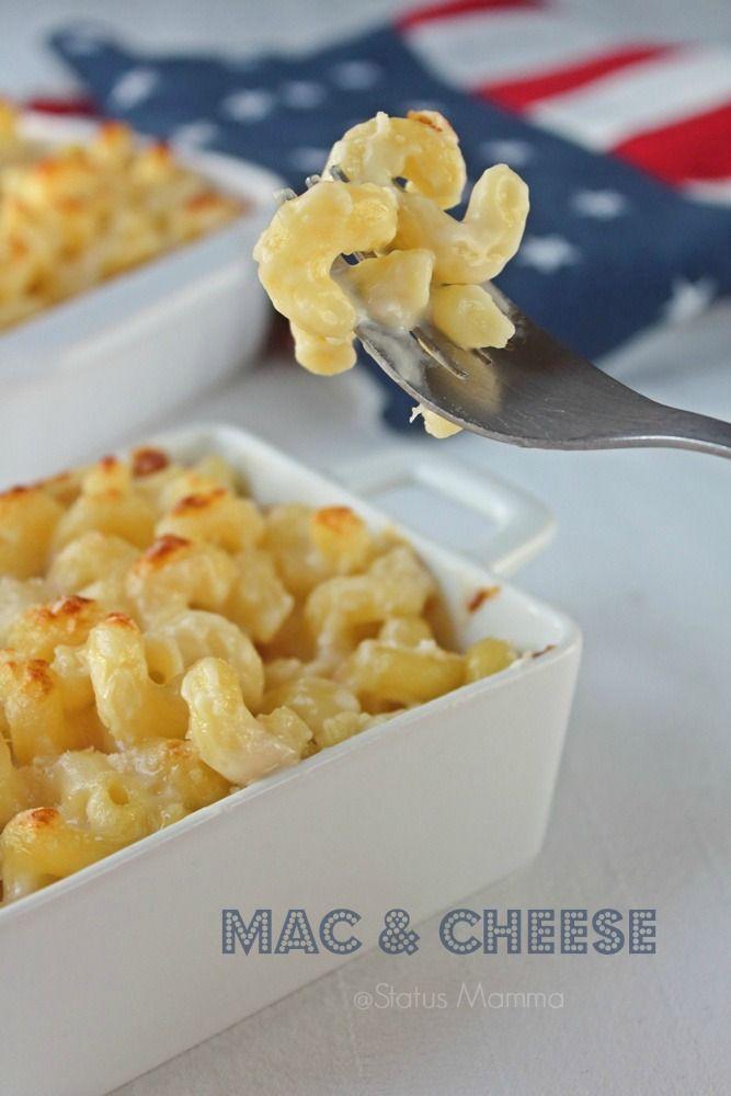 Mac & cheese ovvero Maccheroni al formaggio | Status mamma