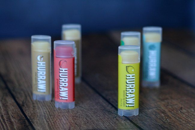 Hurraw! Natural Lip Balms - I want to try these!!