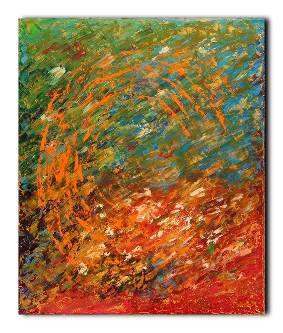 1000 id es sur le th me peintures l 39 huile abstraites sur - Pinterest peinture a l huile ...
