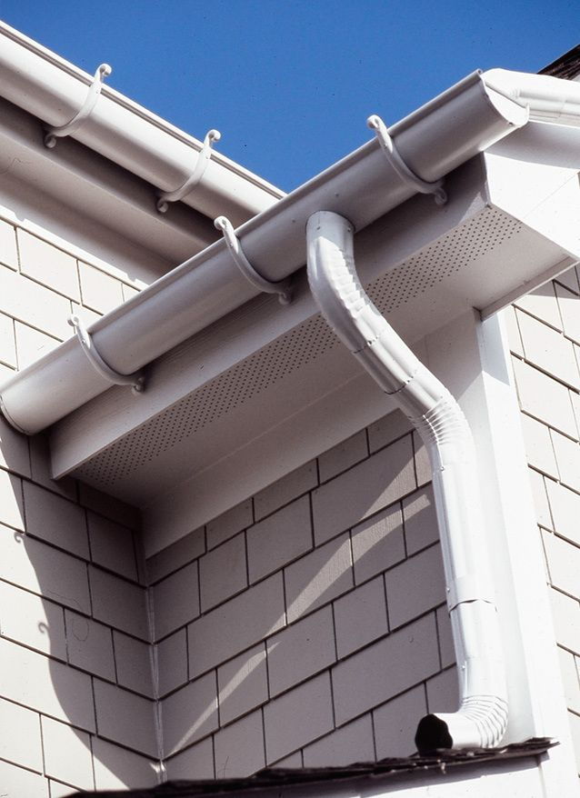 Falling leaves and evergreen needles can block downspouts and cause rainwater to overflow gutters. Depending on where you live, the coming o...
