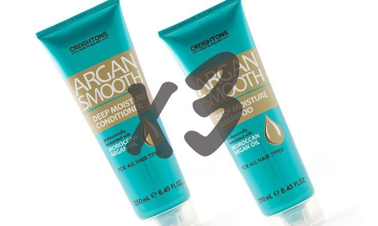 Wygraj zestaw do pielęgnacji włosów! http://bafavenue.pl/wygraj-zestaw-do-pielegnacji-wlosow-creightons/ #kosmetyki #konkurs #włosy #Creightons #szampon #odżywka
